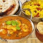 أكلات من المطبخ الهندي