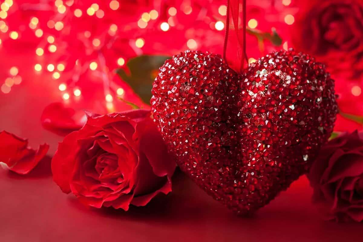 صور قلوب رومانسية وجميلة مجلة البرونزية