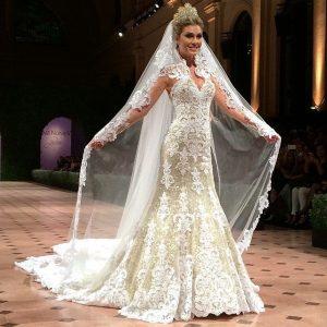 فساتين زفاف ايلي صعب