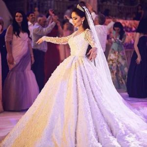 فساتين زفاف 2019