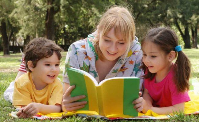 قصص مصورة قصيرة للاطفال