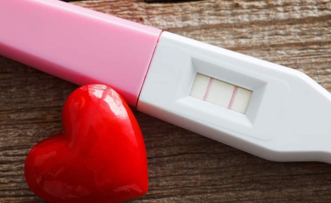 اختبار الحمل بالكلور صحيح