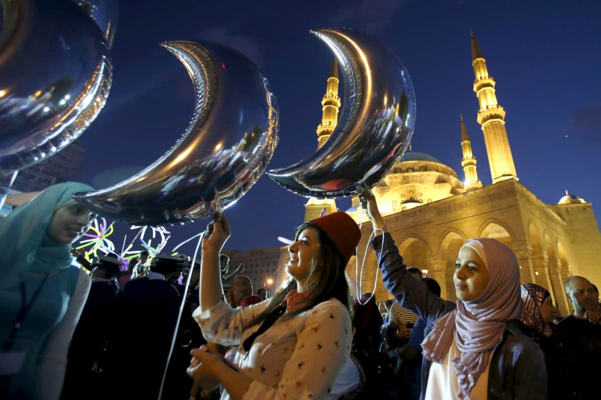 عبارات جميلة عن رمضان كريم مجلة البرونزية