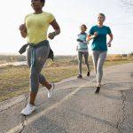 فوائد المشي و الجري the benefits of walking and running