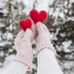 كلمات عن الشتاء والحب