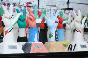 صور مجسمات اليوم الوطني