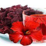فوائد و اضرار شاي الكركديه