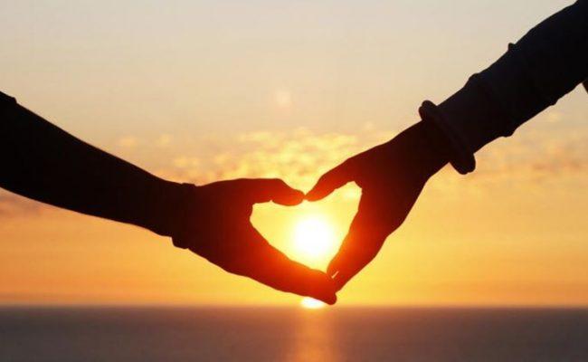 مسجات رومانسية صباح الحب يا حبي