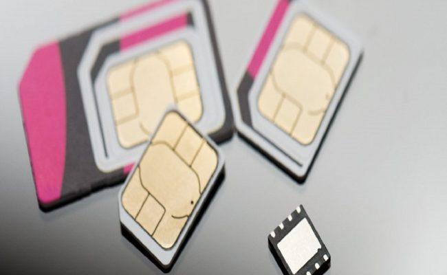 ما هي الشريحة الرقمية e-SIM