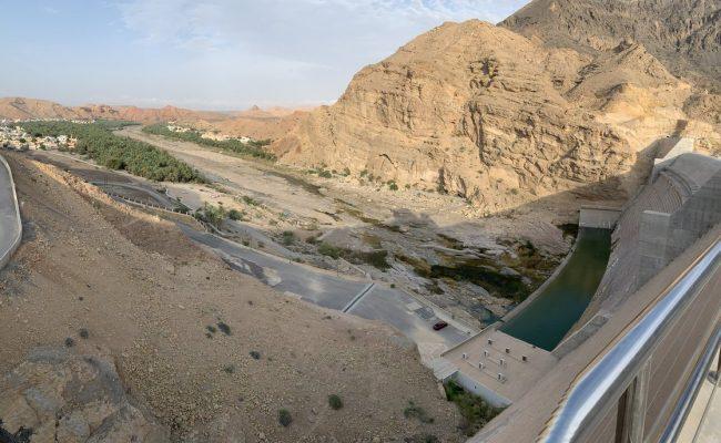 اين يقع سد وادي ضيقه