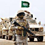 كم عدد جيش السعودية 1443
