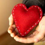 ماذا يعني القلب البنفسجي