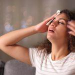 أسباب الهبات الساخنة في سن الثلاثين