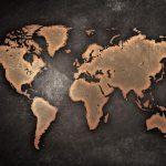 الجدول التالي يبين مساحات بعض الدول بالكيلومترات المربعة