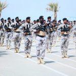 لبس القوات الخاصة للأمن والحماية
