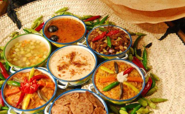 أشهر الأكلات الشعبية السعودية